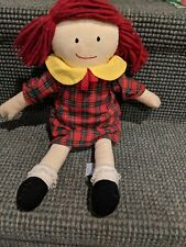 1994 vintage Madeline Doll, with clothes and in great condition