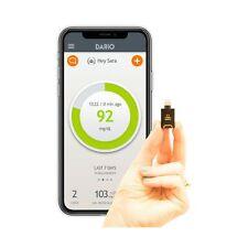 Diabetes Blood Sugar Monitoring Kit for iPhone: Dario LC Blood Glucose Monito...
