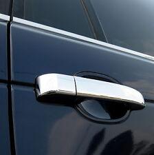 Manija de la puerta de acero inoxidable pulido Cover Kit Para Range Rover Vogue L322 Cromo