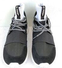 7d726993a Adidas Tubular Doom Black White Ankle Sock fit PK Running Shoes Sneaker  Sz 11.5