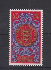 GUERNSEY 1981 £5 Definitive STAMP Seal of the Baliwick QEII MNH SG 198
