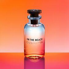 LOUIS VUITTON On The Beach Parfum 2021 NEW Release 3ml Sample Glass Atomizer