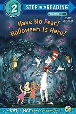 Have No Fear! Halloween Is Here! (Dr. Seuss/The Cat in the Hat Knows a Lot about by Tish Rabe (Paperback / softback, 2016)
