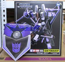 AU 100 Takara Tomy Transformers Masterpiece Mp-11sw Japan Ver Skywarp MIB