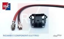 Connettore Nero Motorino Riscaldamento Resistenza Fiat Grande Punto Opel Corsa