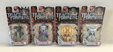 "Transformers ROTF 3"" Figure lot OPTIMUS/BUMBLEBEE/JETFIRE/SIDESWIPE"