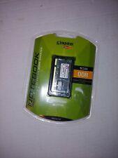 Kingston PC2700 1 GB SO-DIMM 333 MHz DDR SDRAM Memory (KVR333SO/1GR) NEW