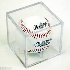 12 Saf-T-Gard Square Baseball Ball Cubes Holders