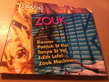 Zouk Collection IMPORT cd Sono MINT Kassav, Patrick St Eloi, Tanya St Val