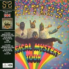 BEATLES Songs and Music from a Television Film MAGICAL MYSTERY 2CD MINI LP