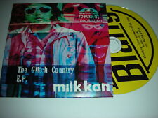 Milk Kan - The Glitch Country - 4 Track EP