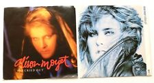 """Alison Moyet - 2 x 7""""  All cried out / Ordinary girl"""