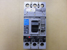 ITE Siemens FXD FXD63B110 3 Pole 600v with 150 Amp Trip Circuit Breaker Flawed