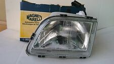 Rover 100 / Metro 90-95  LH  Front Headlamp Unit NEW  OE XBC10171 Magneti MHL631