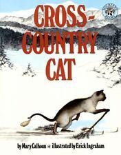 Cross-Country Cat: By Mary Calhoun