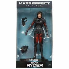 McFarlane Toys Mass Effect Andromeda Sara Ryder Collectible Action Figure