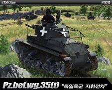 """1/35 German Light Tank Pz.bef.wg.35(T) """"Command Car"""""""