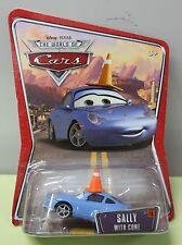 SALLY WITH CONE Disney Pixar Cars Funny Die Cast World WoC Porsche N2490 NEW