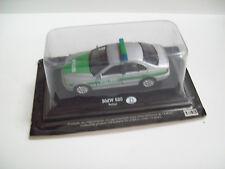 BMW 520 polizei  (D)1/43 (edicola)