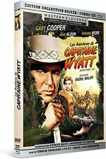 Coffret Collector Combo Blu Ray + DVD LES AVENTURES DU CAPITAINE WYATT Western