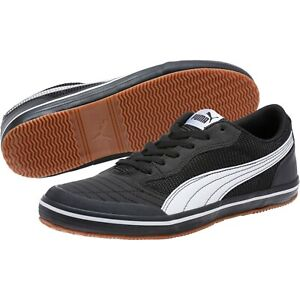 New Puma Astro Sala men's shoes black white 362361-10 mens sneakers new in box