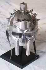 New Gladiator maximus Medieval Armor Helmets 300 movie Spartan W/ STAND