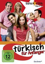 3 DVDs * TÜRKISCH FÜR ANFÄNGER - STAFFEL 3 - FOLGEN 37-52 Elyas M'Barek # NEU §