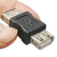Adattatore USB 2.0 A femmina/femmina convertitore genere estensione cavi USB