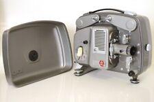 Bolex Paillard 18-5 Proiettore 8mm in Eccellenti condizioni Vedi Foto