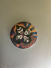 KISS Original Old Pin  Rock'n'roll Over 33 ' 12 7 Ep 45