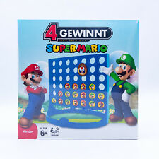 Hasbro 4 Gewinnt Super Mario vs. Luigi Original TV Werbung Das Kultspiel NEU/OVP