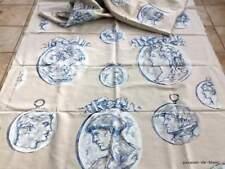 Somptueux tissu d'ameublement Pierre Frey modèle LES CAMEES, 1,40 m x 3,00 m,