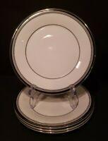 Royal Doulton SARABANDE 4 Salad Plates EXCELLENT