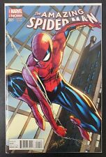 Amazing Spider-Man #1 (Marvel 2014) J.Scott Campbell Variant | 1st Cindy Moon