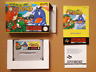 YOSHI'S ISLAND MARIO WORLD 2 - SNES Super Nintendo PAL - Near Mint + CIB