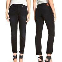 Madewell Slim BoyJean Women's Black Boyfriend Fit Jeans, Size 32