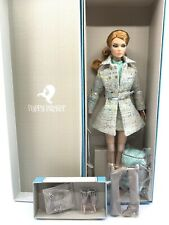 "INTEGRITY TOYS FASHION ROYALTY POPPY PARKER HELLO NEW YORK DOLL 12"" NRFB"