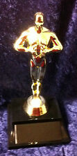 """ACHIEVEMENT TROPHY, VICTORY, AWARD 8"""" Resin trophy statue FREE Personalization"""