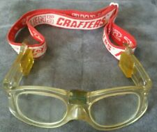 Vintage Lenscrafters Rec Specs R.E.P. Youth Sport Goggles