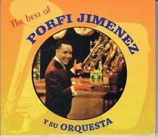 Porfi Jimenez y su Orquesta The Best  (20 TEMAS) BRAND NEW FACTORY SEALED   CD
