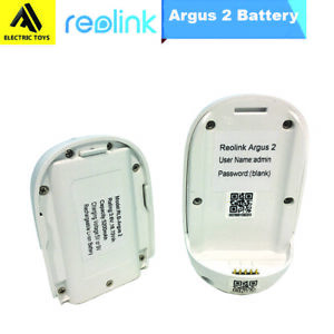 Argus 2 Battery Reolink additional spare replacement battery