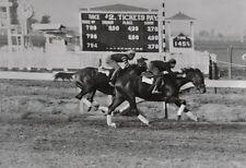 SIR BARTON & MAN-O-WAR 8X10 PHOTO HORSE RACING PICTURE JOCKEY