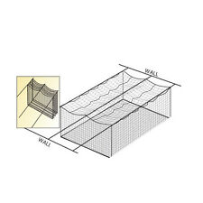 Wall To Wall Cage Net Suspension Kit