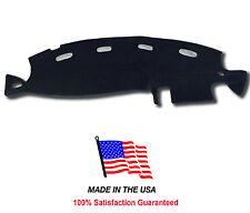 1998-2001 Dodge Ram Pick-Up 1500 Black Dash Cover Mat Pad Carpet DO18-5