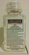 Testors Model Master Dried paint solvent. 1, 3/4 fl.oz. 51.7ml.