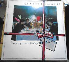 """Altered Images 12"""" Vinyl Album Happy Birthday"""