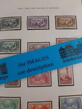 French Andorra very fine MH collection with better sets on pages TOP!