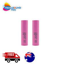 2X Samsung 30Q INR 18650 30Q 3000mAh 15A Lithium Rechargeable High Drain Battery