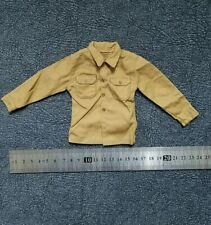"""1/6 World War II US Army Shirt Model For 12"""" Male Action Figures"""