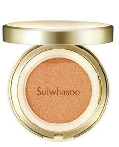 SULWHASOO Perfecting Cushion Ex SPF 50+ PA++ + 15g*2 (1 Full Sized + 1 Refill)